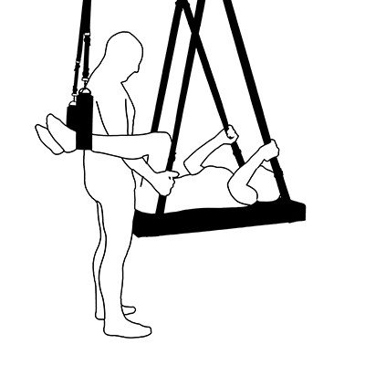 Sex swing illustration